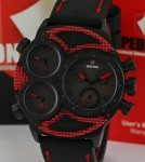 Jam Tangan Expedition E 6619 MT – Tripel Time – Red – Original
