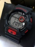 Jam Tangan Digitec 2058 Black Red Original