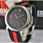 Jam Tangan Expedition 6624 Red Original