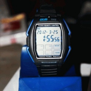Jam Tangan Remote Touch Screen Sporty 3
