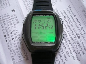 Jam Tangan Remote Touch Screen Sporty 5