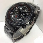 Jam Tangan Swiss Army SA 1155 Full Black Original