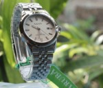 Jam Tangan Aruba Watch Silver Original
