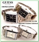 Jam Tangan GUESS Watch Latino Untuk Couple