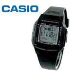 Jam Tangan CASIO DB-360 RUBBER ORIGINAL