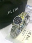 ALBA 435 LADIES ORIGINAL SILVER BLACK